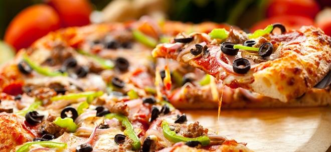 Pizza Grill, 4