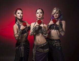 Tribal Fusion & ATS, стретчинг и танцы для девочек в студии Tribаl Pro со скидкой до 50%!