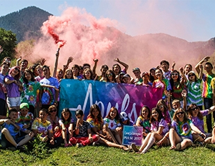 Летний [не]лагерь PulseСamp для детей от 14 до 18 лет на территории базы отдыха Гунны c 7 по 12 июля со скидкой 42%!