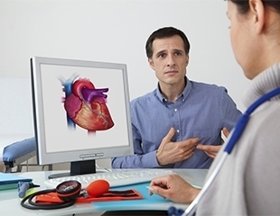 Здоровое сердце! Прием и обследование у кардиолога в медицинском центре Аурика со скидкой до 55%!