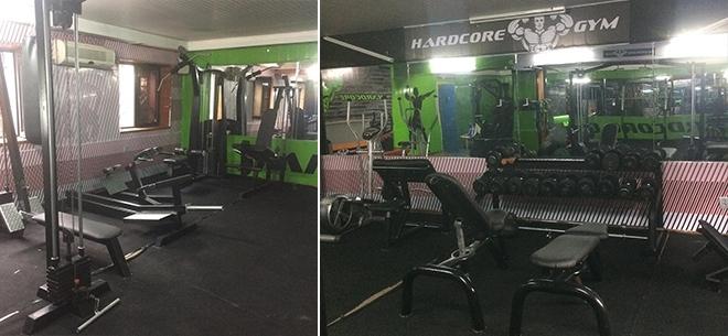 Тренажерный зал Hardcore Gym, 2