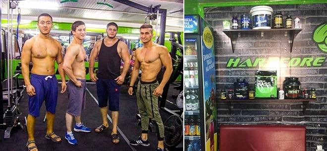 Тренажерный зал Hardcore Gym, 4