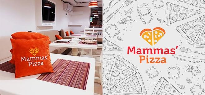 Сеть заведений Mammas'Pizza, 5