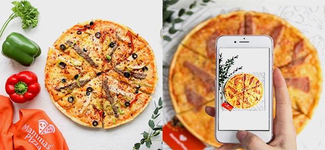 Сеть заведений Mammas'Pizza, 6