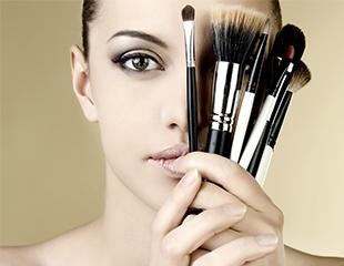 Создавайте красоту! Индивидуальный курс «Сам себе визажист» в творческой студии Бреусовой Алены со скидкой 70%!