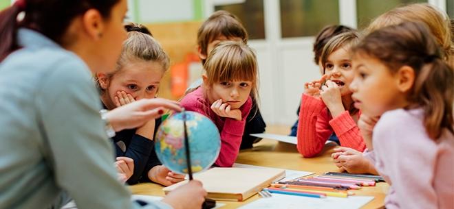 Языковая школа Discover The World, 3