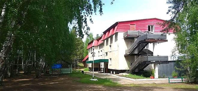 Гостевой дом «Родник» на оз. Шалкар, 1