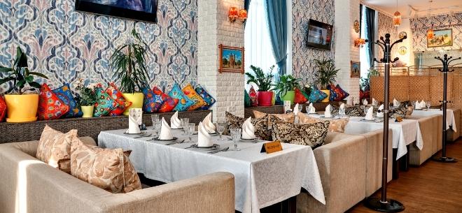 Ресторан Rabiya, 1