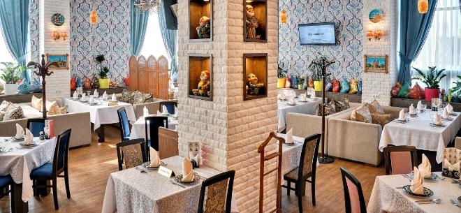 Ресторан Rabiya, 5