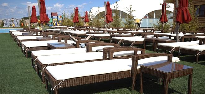 Зона отдыха Astana Resort, 8
