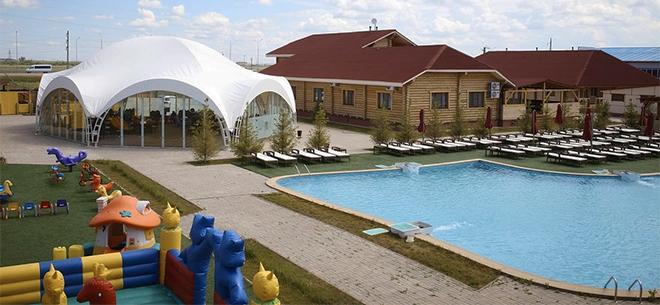 Зона отдыха Astana Resort, 9