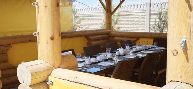 Зона отдыха Astana Resort, 2