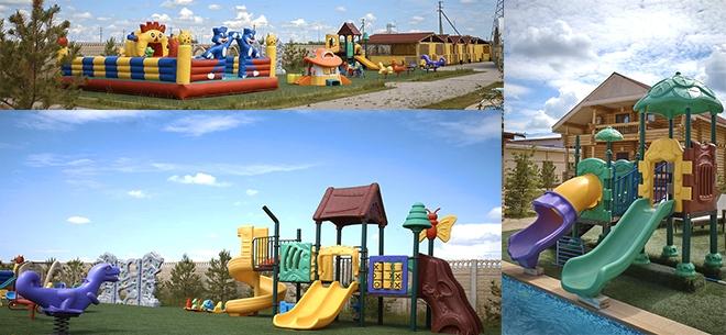 Зона отдыха Astana Resort, 5