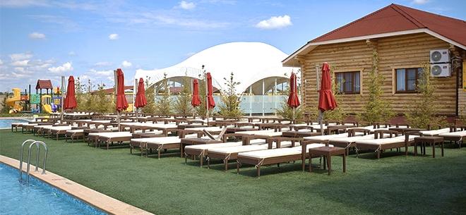 Зона отдыха Astana Resort, 6