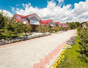 Проживание с 3-х разовым питанием на северном побережье Иссык-Куля! Номера «Полулюкс» в пансионате «Евразия» от туроператора Logos  travel!