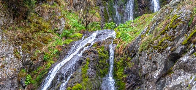БАО + 4 водопада, 2