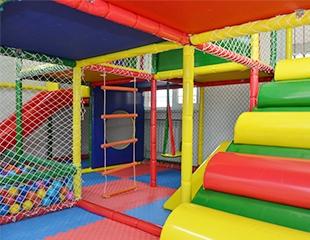 Время веселиться! Безлимитное посещение игровой зоны, а также проведение детских вечеринок в Kiddy Park со скидкой 50%!