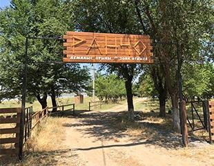 Отдохните по максимуму! Аренда топчана, «банана», прогулки на лошадях и многое другое на зоне отдыха Ранчо со скидкой до 50%!