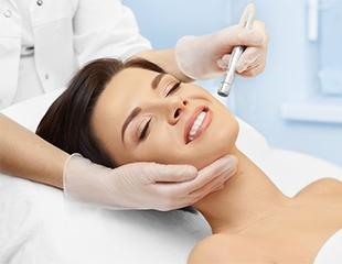 Фракционная мезотерапия, ультразвуковая чистка и массаж лица со скидкой до 78% в салоне красоты «Лэйли»!