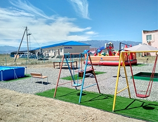 Проживание в пансионате Достар на озере Алаколь от Freedom Travel со скидкой до 32%!