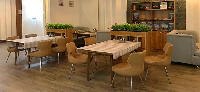Ресторан «Библиотека», 4