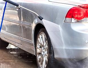Шик и блеск! Бесконтактная мойка автомобилей разного класса в Luxury car wash со скидкой 50%!