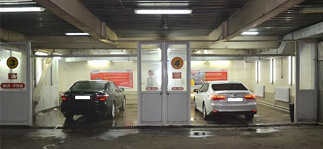 Luxury car wash, 5