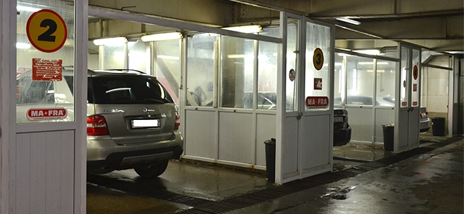 Luxury car wash, 7