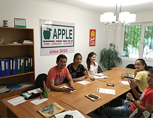 Путешествовать по миру без языковых границ? Легко! Обучение английскому от Beginner до Advanced со скидкой до 55% в Apple English courses!