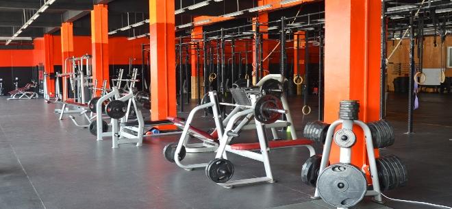 Тренажерный зал Apelsin Sport Club, 8
