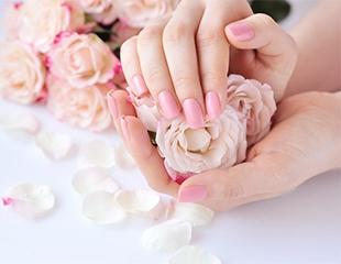 Давно ли Вы баловали себя маникюром? Nail-услуги от мастера Газизы в салоне красоты BH со скидкой до 69%!