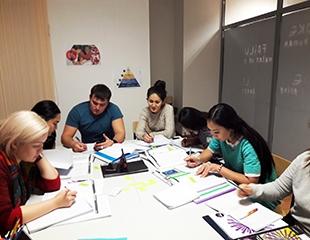 Изучение английского языка для детей и взрослых в языковой школе Global Mind со скидкой до 75%!