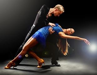 Латино-американские танцы, сальса, бачата, танго, вальс и другие для взрослых и детей в сети  студии танцев Дуэт со скидкой до 60%!