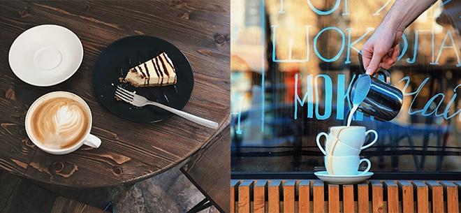 Sentido Coffee Shop, 4