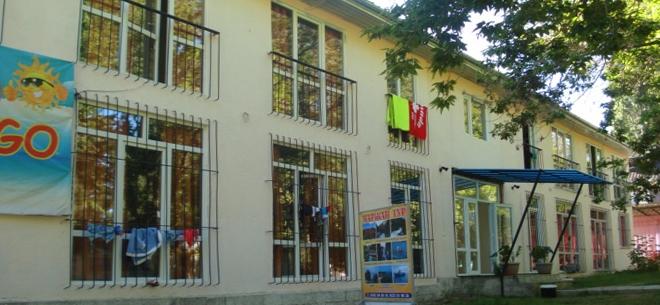 Пансионат «Манго-Манго» на Иссык-Куле, 1