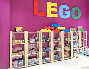 Счастье для Вашего ребенка! Посещение игровой Lego площадки L-club без ограничений по времени со скидкой 50%!
