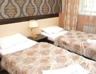Окружите себя заботой и комфортом! Проживание в одноместном номере на 1, 2 и 3 суток со скидкой до 43% в Mildom Express Hotel!
