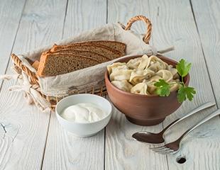 От пуза! Сытные обеденные сеты русской кухни со скидкой 50% в кафе Аппетитница!