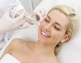Остановите время! Уколы красоты от врача-косметолога Заукии со скидкой до 55%!