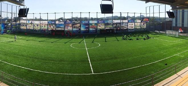 Детская школа футбола FC Astana City , 1