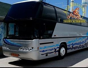 Удобство от начала до конца! Проезд Алматы-Алаколь-Алматы на комфортабельных автобусах от Asia Discovery всего за 9 500 тенге!