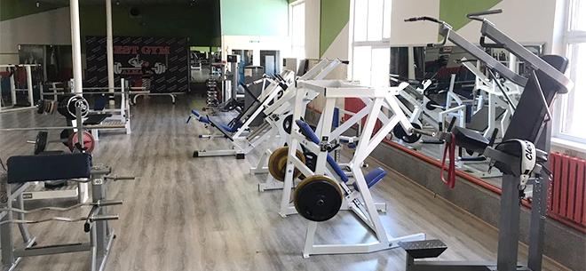Best Gym, 1