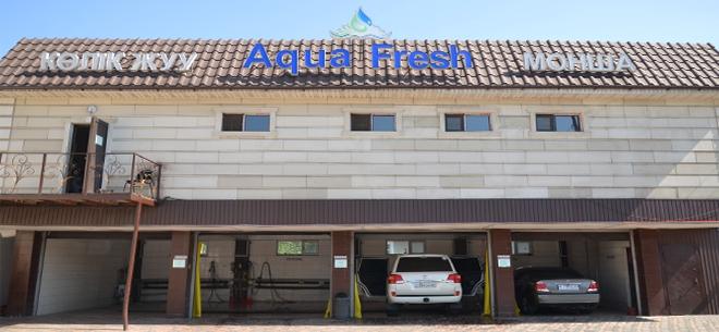 Автомойка Aqua Fresh, 4