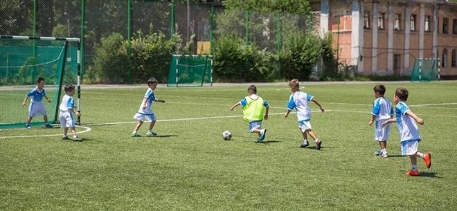 Школа «Фабрика футбола» , 4
