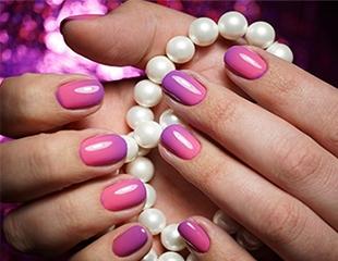 Профессионально и изысканно! Маникюр и педикюр со скидкой до 64% в салоне Nails beauty salon!