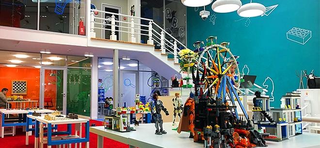 Lego® Education в Казахстане, 1