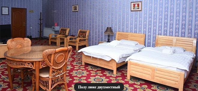 Гостиница «Астана» в г. Шымкент, 2
