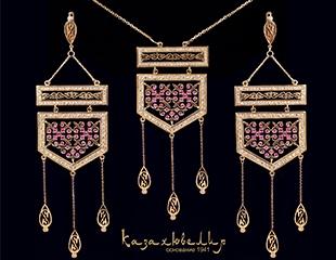 Экономия до 40% при покупке ювелирных изделий из акционной коллекции в сети ювелирных салонов «Казахювелир»!