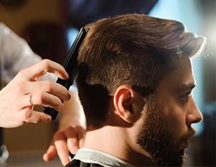 Мужская и детская стрижка, а также моделирование бороды в Traditional Barbershop со скидкой 50%!