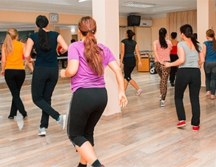 Танцы стройных людей! Программы «Провокация» и Mega Dance с элементами стрип-пластики в фитнес-клубе Body Dance со скидкой до 54%!
